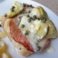 chickensaltimboca