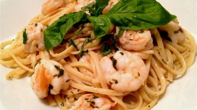 shrimplemonpepperlinguine